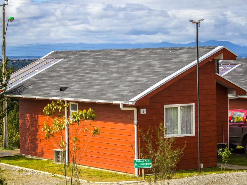 Cabaña 2 Dormitorios | Cabañas Miradores de Panitao